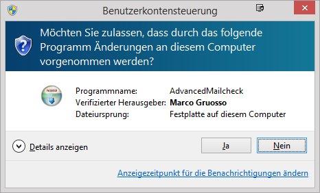 Code Signierung Microsoft Authenticode